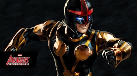 marvel film news nova characters marvel com