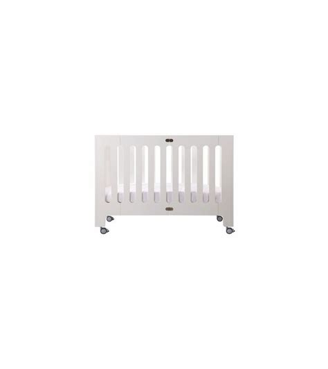 Bloom Crib by Bloom Alma Papa Crib In Coconut White