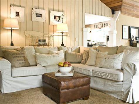 thompson sofa living spaces photo page hgtv