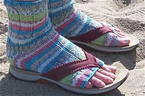 pattern for socks to wear with flip flops ravelry flip flop socks pattern by michele c meadows