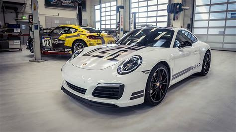 Porsche Racing News by Endurance Racing Edition Adds Race Inspired Graphics To 911