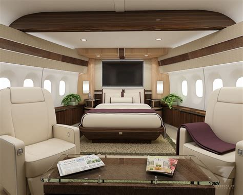 interior options for jets privatefly