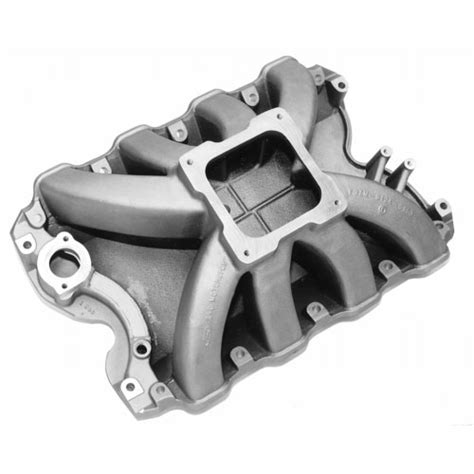 ford 460 deck height ford performance m 9424 c460 intake manifold 460 10 322
