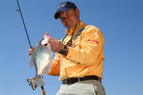 oklahoma crappie fishing forecast spring  game fish