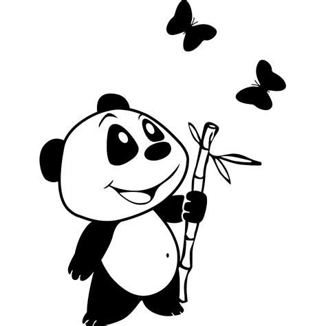 Sticker Panda panda stickers panda sticker teddy decal cheap