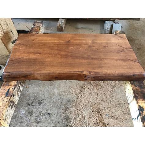 waschtisch aus altholz baumscheibe waschtisch tischplatte altholz stil antik