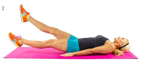 5 tummy exercises to lose the pouch