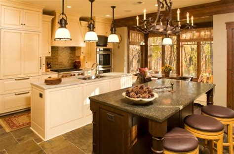 kitchen designs island 10 industrial kitchen island lighting ideas for an eye catching yet cohesive d 233 cor