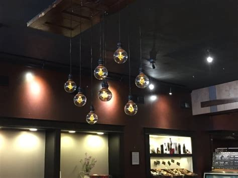 coffee shop lighting guide cool coffee shop light fixture picture of cafe diem ames tripadvisor