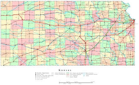 map of kansas city kansas printable map