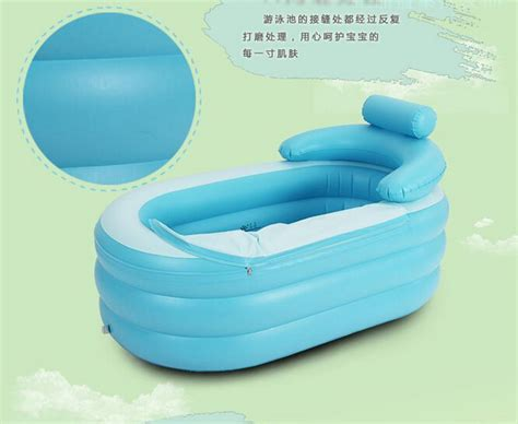 Bestway Large Baby Bath Tub Spa Free Neckring Kolam Pompa Ban baby bath tub air baby bathtub