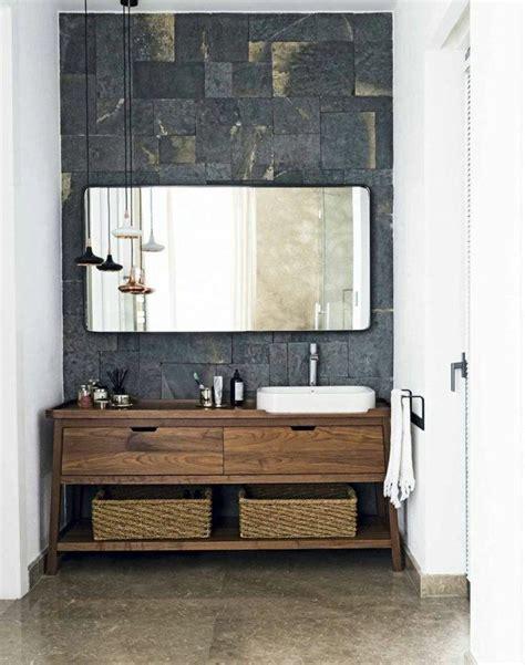 bad holz waschtisch badezimmer waschtisch holz design