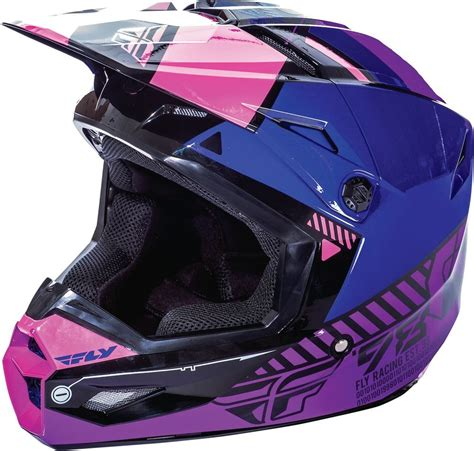 womens motocross helmet 95 64 fly racing womens kinetic elite onset helmet 997887