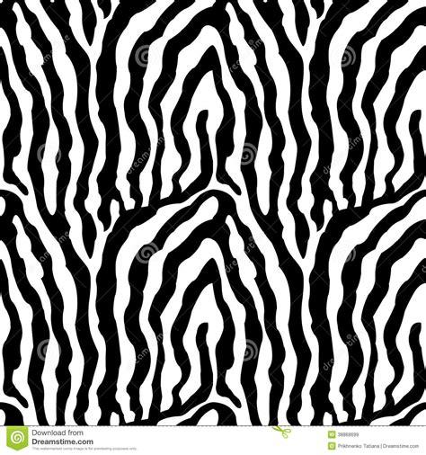 free seamless zebra pattern vector zebra pattern stock vector illustration of white prints