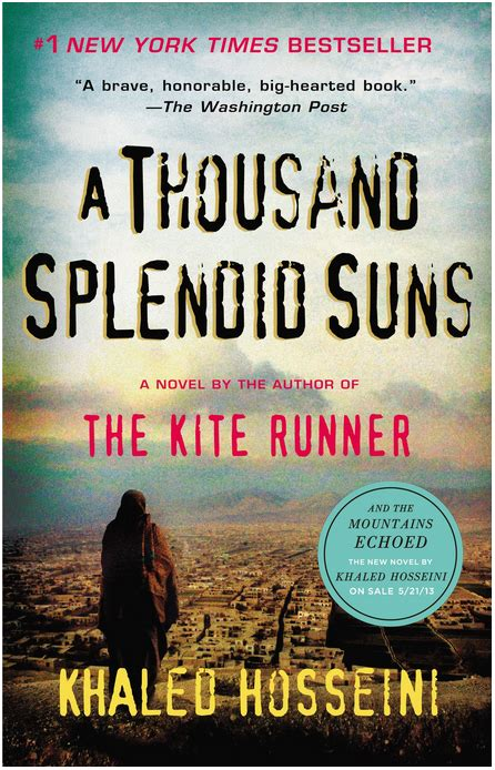 themes present in a thousand splendid suns book review a thousand splendid suns
