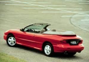 03 Pontiac Sunfire Pontiac Sunfire Gt Convertible 2000 03 Images 2048x1536