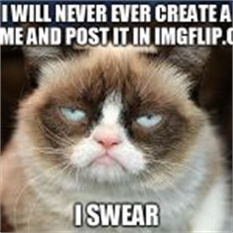 Create A Grumpy Cat Meme - grumpy cat blank template imgflip