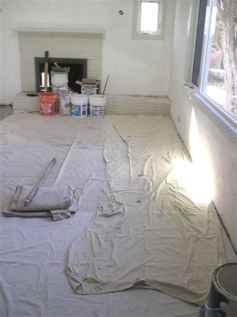 drop cloth upholstery drop cloths the not so secret painter s tool the house