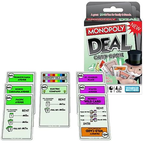 Monopoly Deal Card Kartu Monopoli monopoly deal all about accesstories