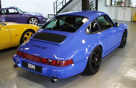 porsche maritime blue all the other colours have their thread blue 964 s start