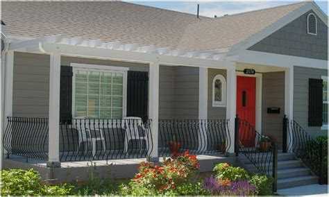front porches design ideas bungalow front porch ideas cottage style house plans with front