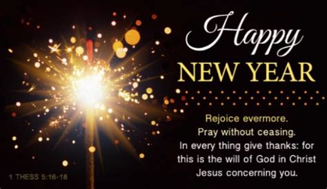 best new year message prayer happy new year kjv ecard free new year cards
