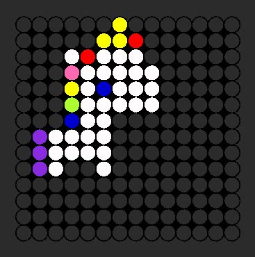 unicorn perler pattern unicorn perler bead pattern bead sprites animals fuse