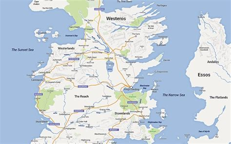 grã ne karte of thrones si westeros 233 tait sur maps