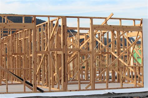 Prefabricated Roof Trusses wall frames hunter frame and trusshunter frame and truss