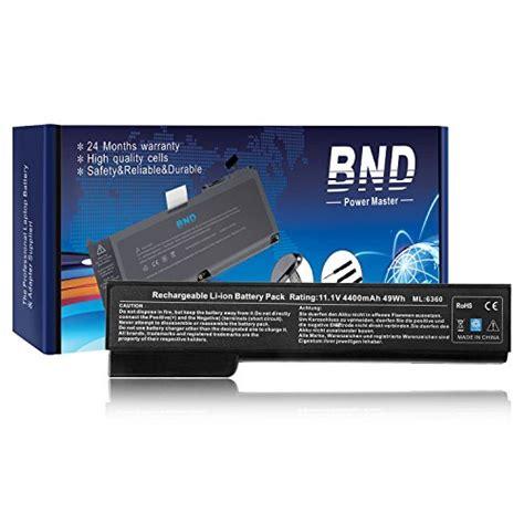 Original Baterai Hp Elitebook 8460 8470 8560 8570 8770 6360 6460cc06 bnd laptop battery for hp elitebook 8460p 8470p 8560p
