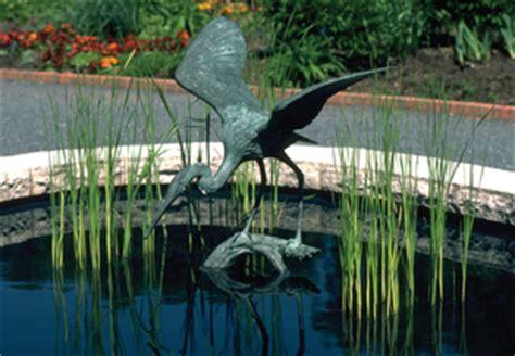 sculpture   garden chicago botanic garden
