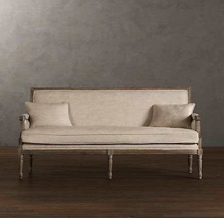 restoration hardware sofa fashion fancy