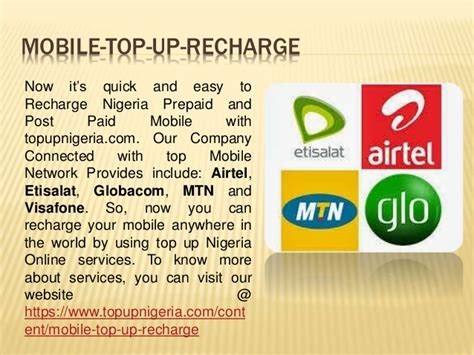 3 mobile top up nigeria mobile top up bill payment and money transfer
