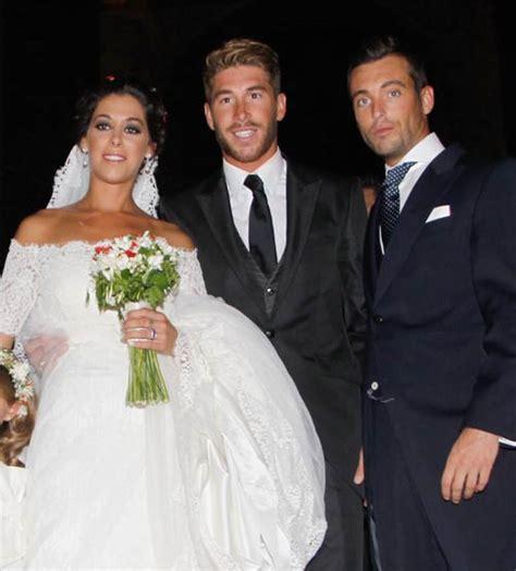 imagenes hola hermana sergio ramos muy feliz en la boda de su hermana es uno