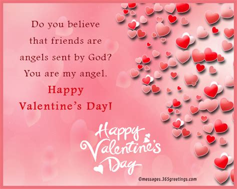 happy valentines wishes for friends valentines day messages for friends 365greetings