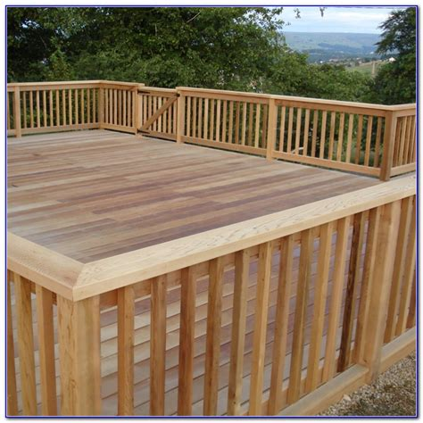 Ideas For Deck Handrail Designs Diy Deck Railing Designs Decks Home Decorating Ideas