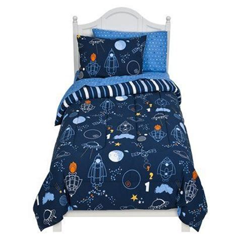 space bed circo 174 blast off bedding set twin outer space
