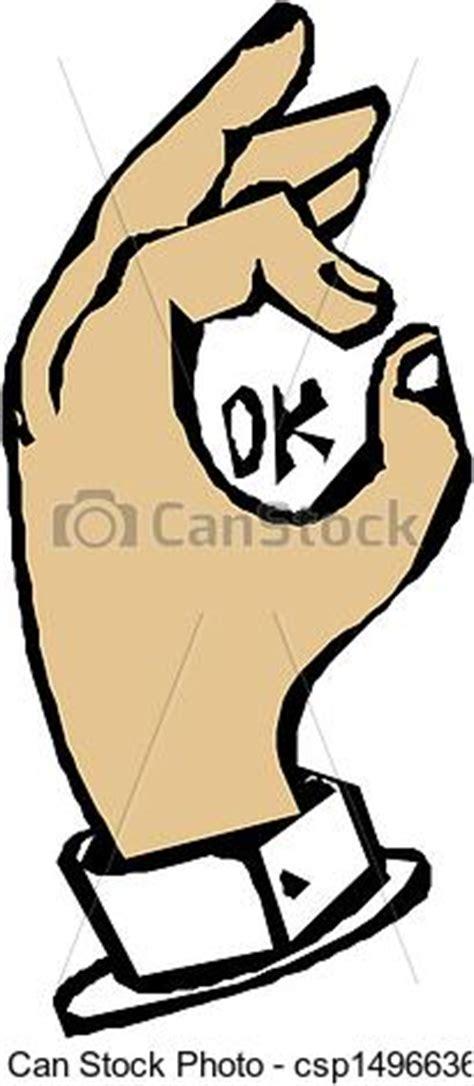 Ok Sign Clipart