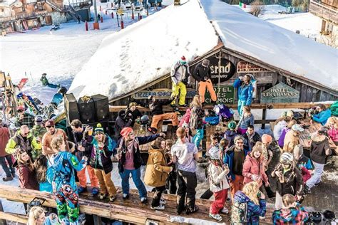 top 10 apres ski bars the best french resorts for apres ski guide to top 5