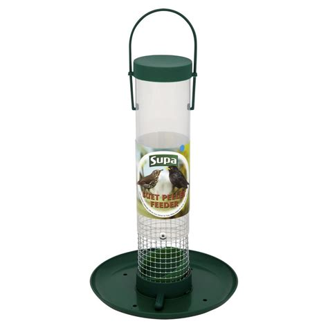 supa suet pellet feeder at wilko com
