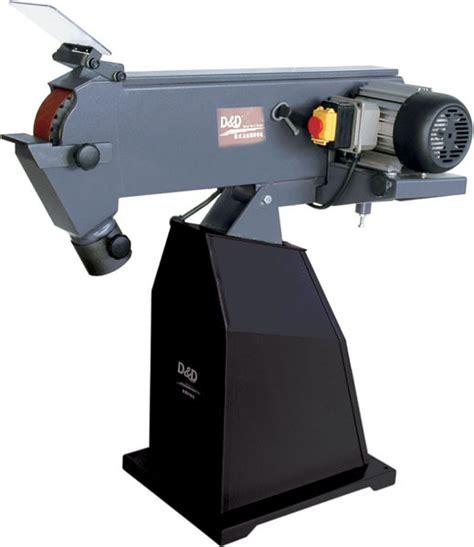 75 2000mm metal belt sander metal bench grinder