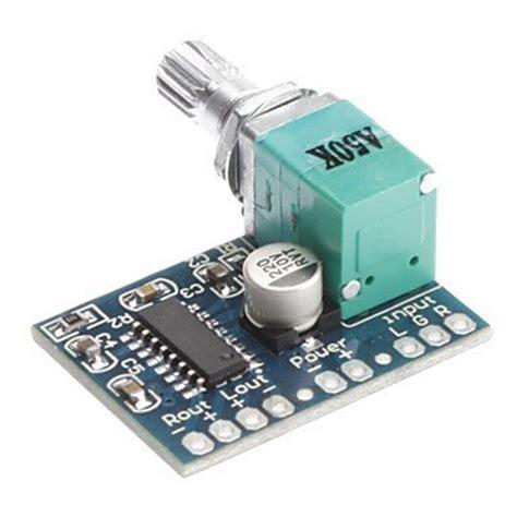 Miniature Mini Speaker Lifier Board Usb Powered 2 X 3w smakn 174 mini pam8403 5v audio li digital lifier board import it all