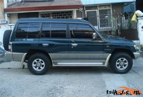 service manual how to learn about cars 1999 mitsubishi pajero auto manual mitsubishi pajero