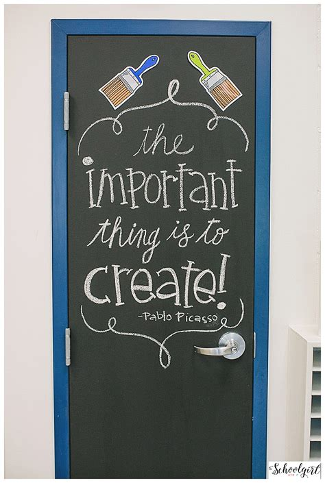 chalkboard paint ideas for classroom melanie s classroom reveal introducing quot color my