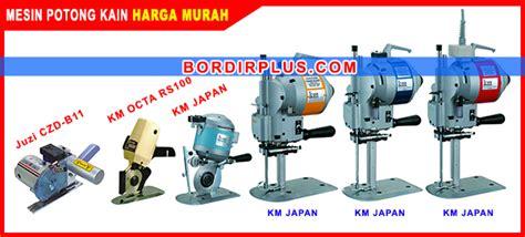 Mesin Potong Bahan Kain Octa Yj mesin potong kain murah katalog harga terbaru bordirplus