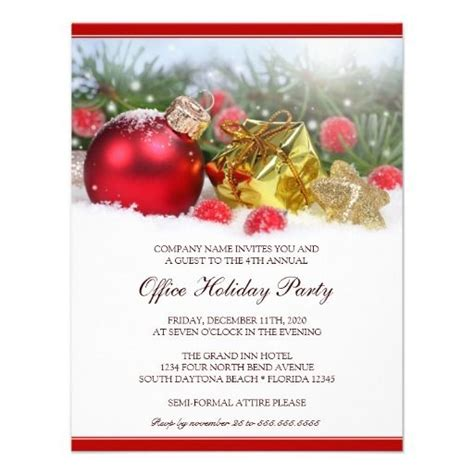 179 best christmas and holiday party invitations images on