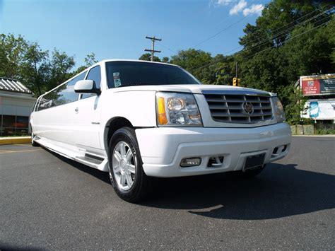 Escalade Limo by Ali Baba Limousine Cadillac Escalade Limousine
