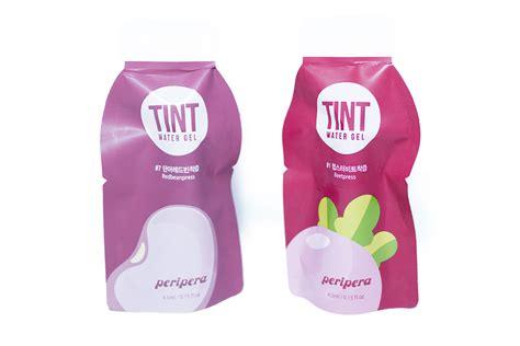 Peripera Tint Water Gel review water gel tint peripera oh my stellar