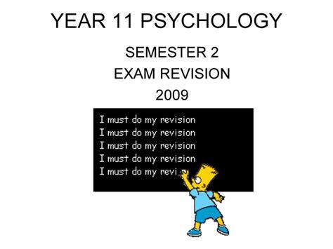 105 revision v1 exam revision unit 2 2009