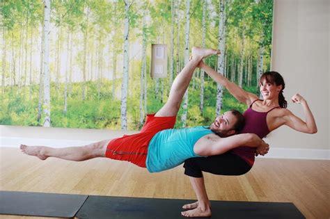 acro yoga tutorial beginner musely
